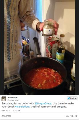 Adam Blau tweet