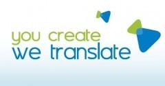 You Create We Translate