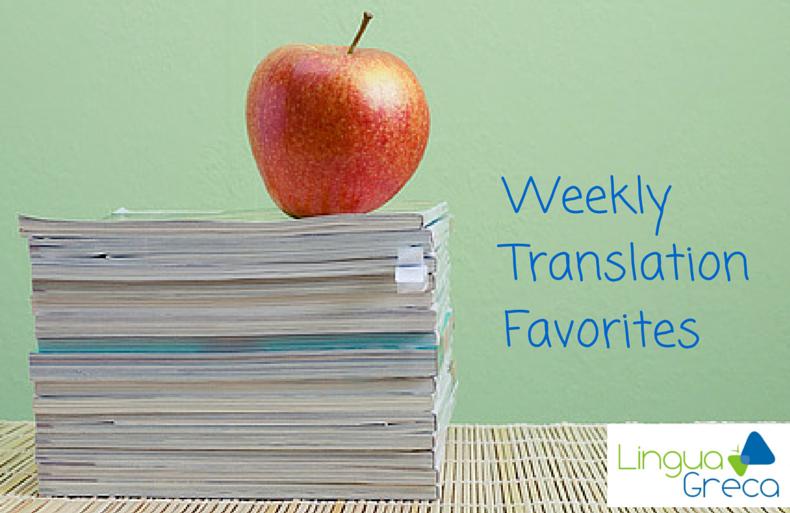 Translation Favorites Jan Feb - 26 feb