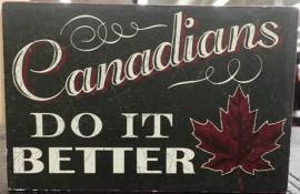 Certified translator in Canada