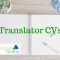 Translator CVs