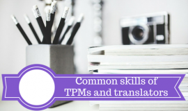 TPMs & Translators share skills