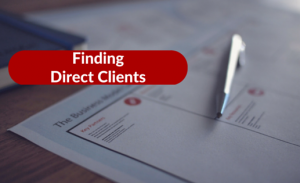 Finding Direct Clients