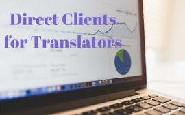 Direct Clients for Translators