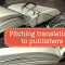 Pitching translations to publishers