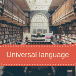 Creating a universal language