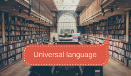 Creating a universal language