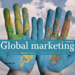 The shift from national marketing to global marketing