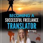 New book on How to get started as a freelance translator